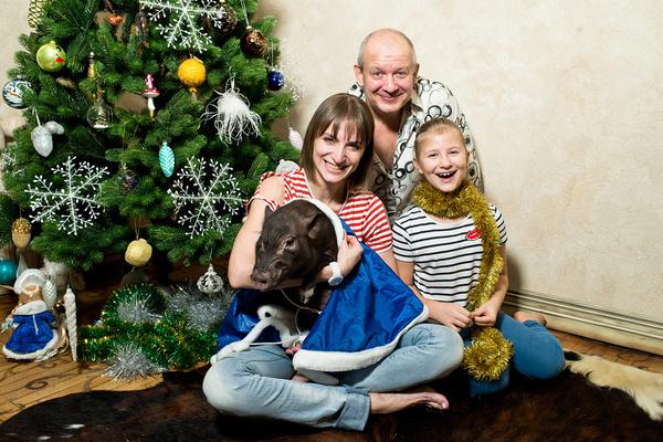 У Ксении есть дочь Анфиса от предыдущих отношений, которую Марьянов принял как родную