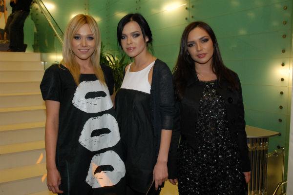 Лена Темникова провела в составе группы SEREBRO несколько лет