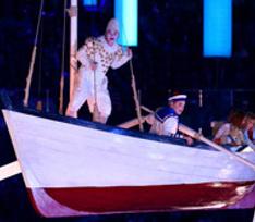 Церемония закрытия Олимпиады в Сочи. ФОТОрепортаж