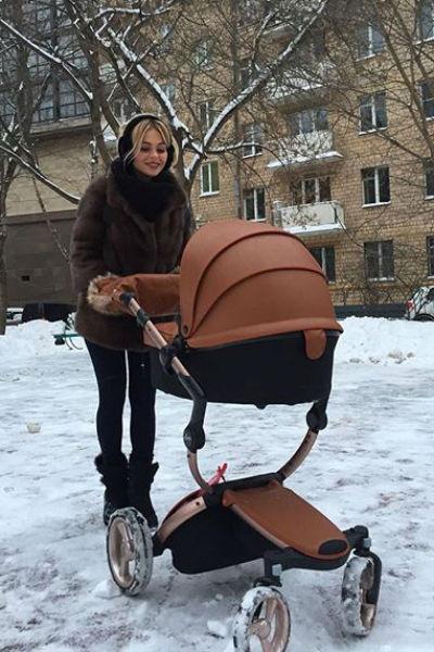 Анна Хилькевич старается запечатлеть детство дочери