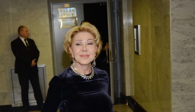 Дочь Любови Успенской вышла на сцену после четвертой операции