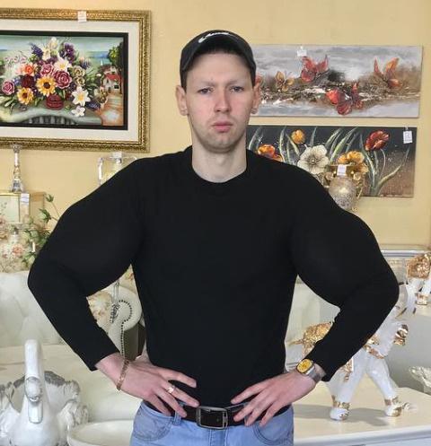 Кирилл Терешин «Руки-базуки»
