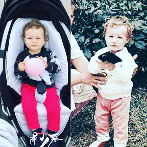 Фанаты Кети Топурия единодушны: Оливия – мамина дочка