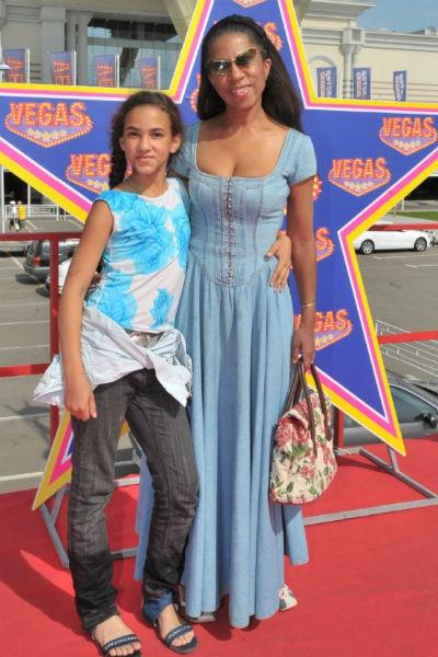 Елена надеялась, что дочь станет известной спортсменкой
