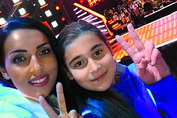 Дочь артистки Микелла дошла до финала шоу «Голос. Дети»