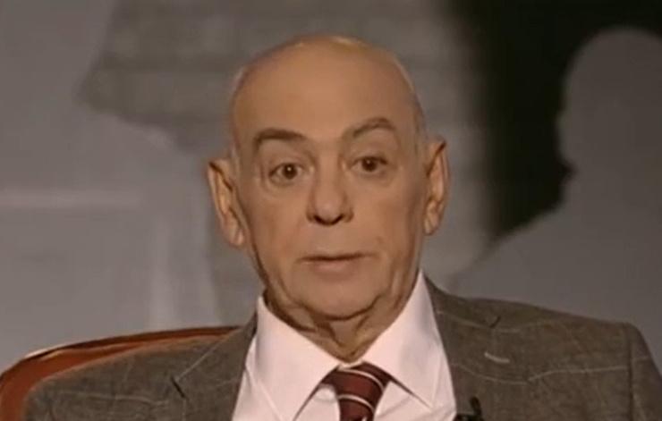 Таким Анатолий Равикович был в 2011 году