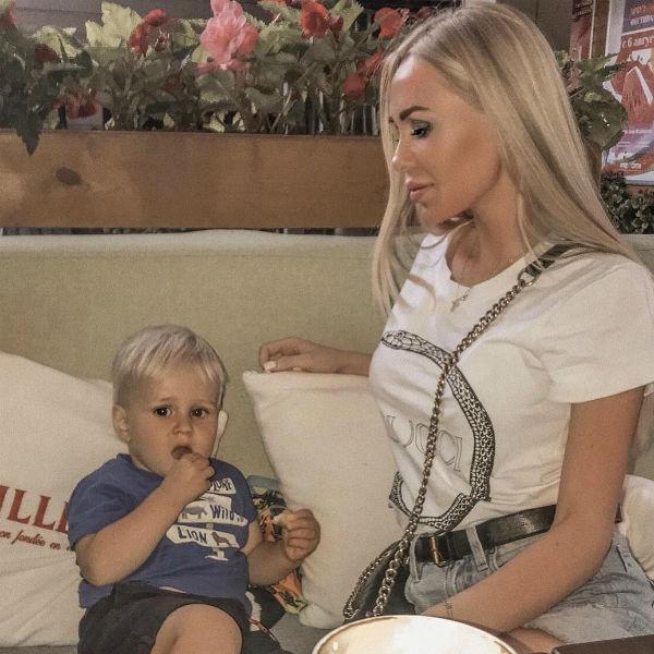 Юлия Щаулина не запрещает отцу видеться с Мироном