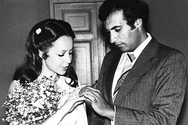 Свадьба Игоря Крутого и его первой жены Елены