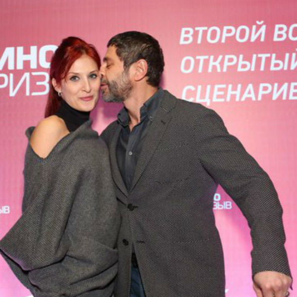 Валерий с супругой Эльмирой