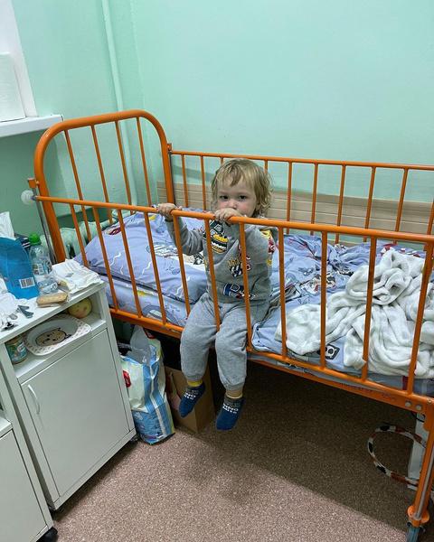 Врачи не обнаружили у Леона серьезных заболеваний