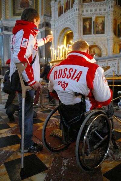 Российским паралимпийцам остается надеяться на чудо