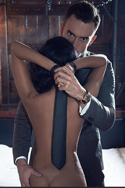 Меньше месяца назад Терехин проводил время с моделью Нитой Кузьминой. Ранее Михаил снялся с ней в эротической фотосессии