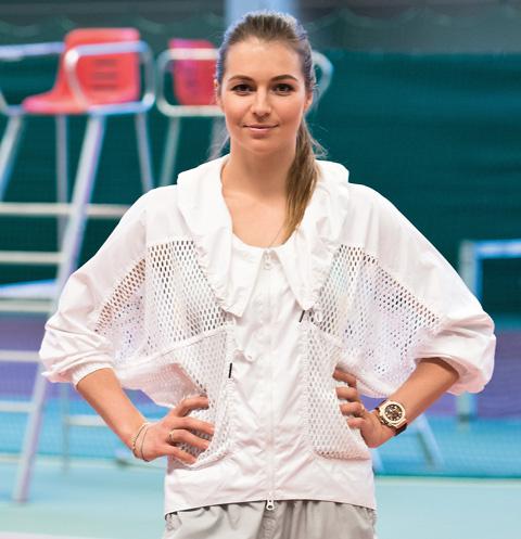 Бронзовый призер Олимпийских игр и экс-десятая ракетка мира WTA признается, что с большим спортом пока не прощается