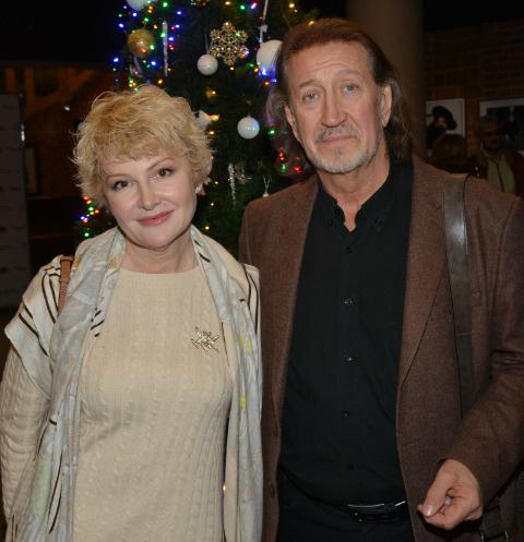 Марина Есипенко и Олег Митяев