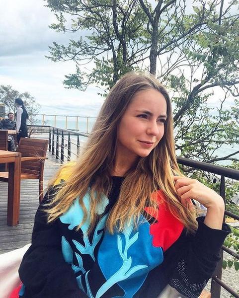 Старшая дочь Татьяны Навки и Александра Жулина