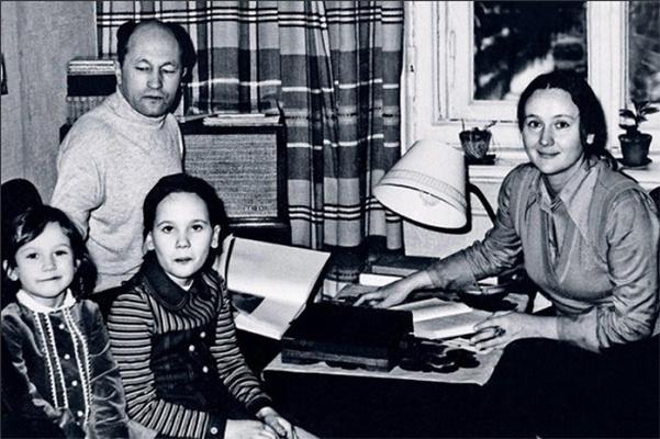 Актриса создала семью с Вадимом Смоленским