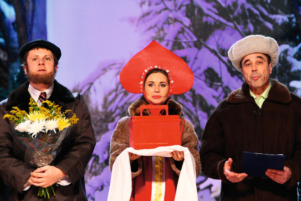 До прихода в «Уральские пельмени» в 2009 году Михалкова вела прогноз погоды в программе «Новости»