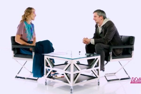 Пять лет назад Ксения Собчак брала у режиссера интервью