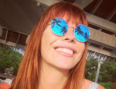 Анастасия Стоцкая отправилась на отдых без мужа