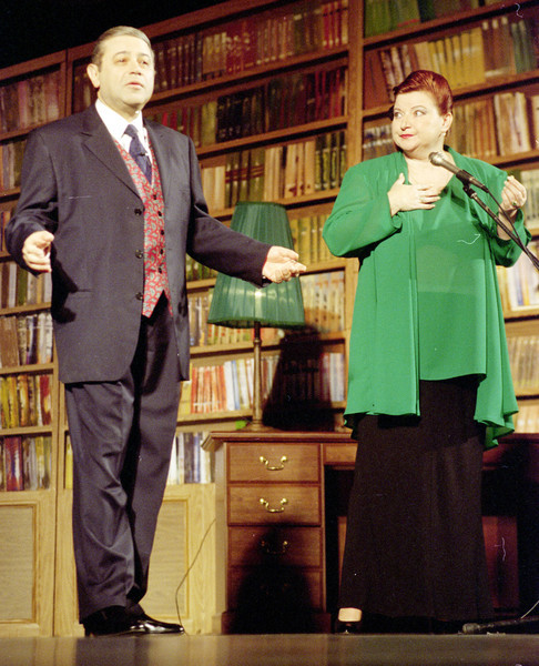 Степаненко не думала о разводе с мужем