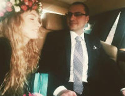 Экс-супруг Анастасии Волочковой женился на рок-певице