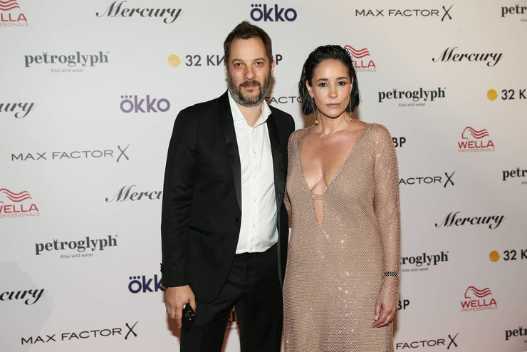 Александр Цыпкин и Ольга Сутулова