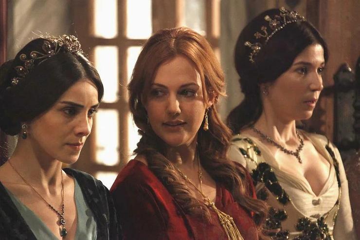 «Великолепный век» считается самым популярным турецким сериалом