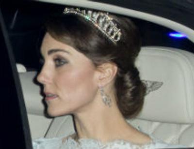 Кейт Миддлтон подражает принцессе Диане