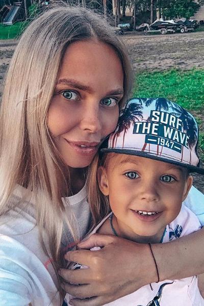 В 2014-ом Наталия подарила Стасу сына Петра
