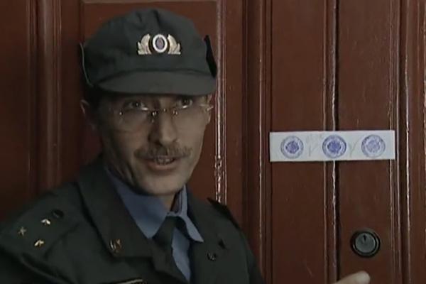 Васильев играл в сериале «Агент национальной безопасности»