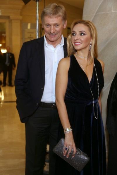 Татьяна Навка мечтает родить Дмитрию Пескову сына