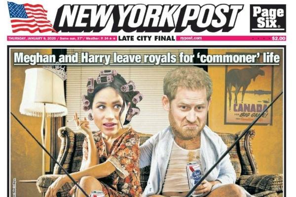 Западная пресса откровенно высмеивает решение супругов