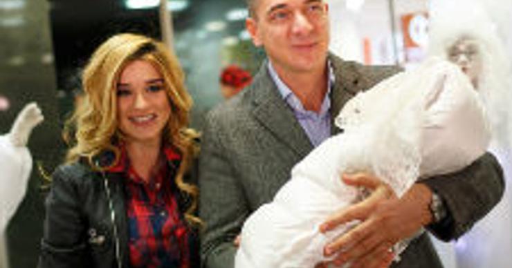Ксения Бородина: «Дочка такая сладкая — не можем налюбоваться!»