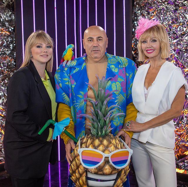Юлия Сумачева, Иосиф Пригожин и Валерия, которая не думала, что муж участвует в шоу