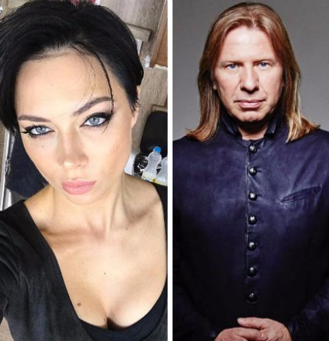 Настасья Самбурская и Виктор Дробыш
