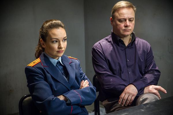 Павловец снялась в десятках сериалов