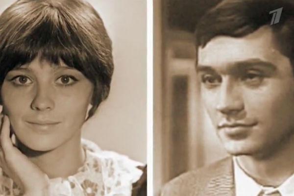 Наталья Варлей стала первой женой Владимира Тихонова