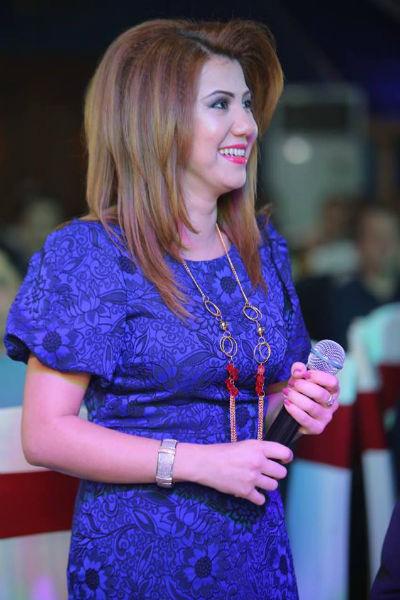 Дилноза Каримова считается одной из самых популярных певиц Таджикистана