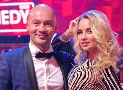 Андрей Черкасов и Кристина Ослина поженились