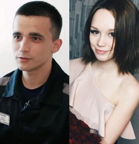 Сергей Семенов и Диана Шурыгина