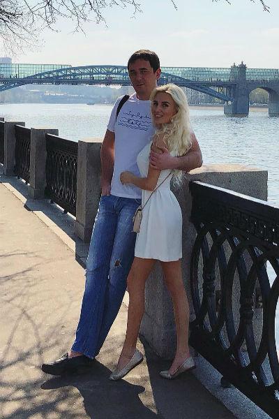 Андрей Шабарин и Розалия Райсон