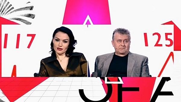Милена и Евгений часто выясняли отношения на ток-шоу