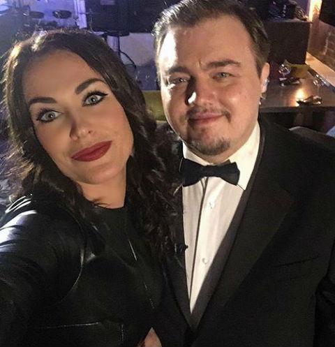 Таня Терешина и Роман Бурцев