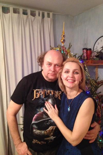 Татьяна Проценко создала семью с актером Алексеем Войтюком
