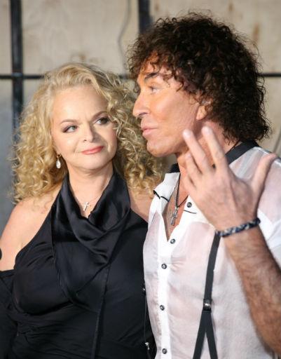 Лариса Долина и Валерий Леонтьев