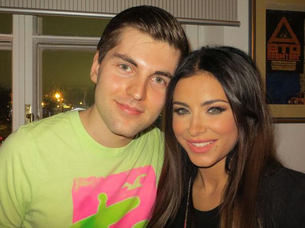 Дмитрйи Борисов и Ани Лорак