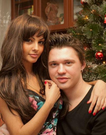 Розалия и Алексей познакомились чуть больше года назад – 5 августа