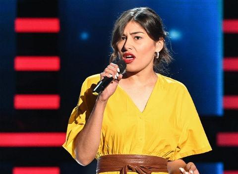 «Курлыкающая» участница из «Голоса»: «Хочу выступить на «Евровидении»