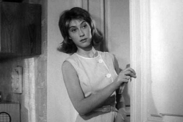 Актриса в дебютной роли в кино