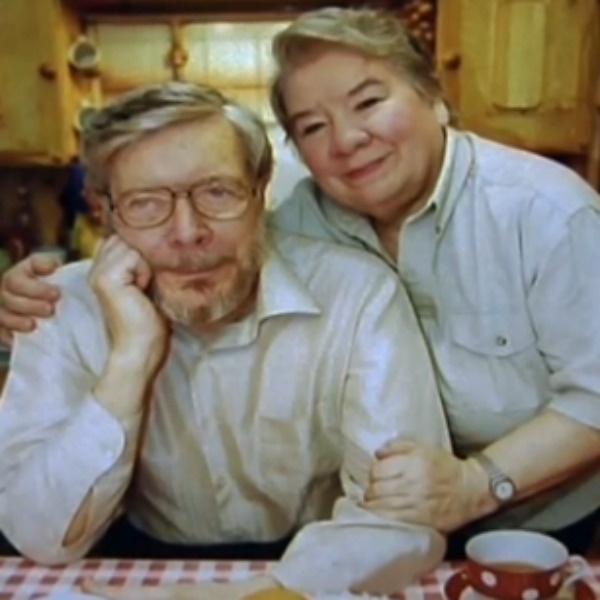 С супругом Яковым они прожили 45 лет